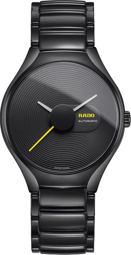 Rado True Stratum Ceramic Watch, 40mm
