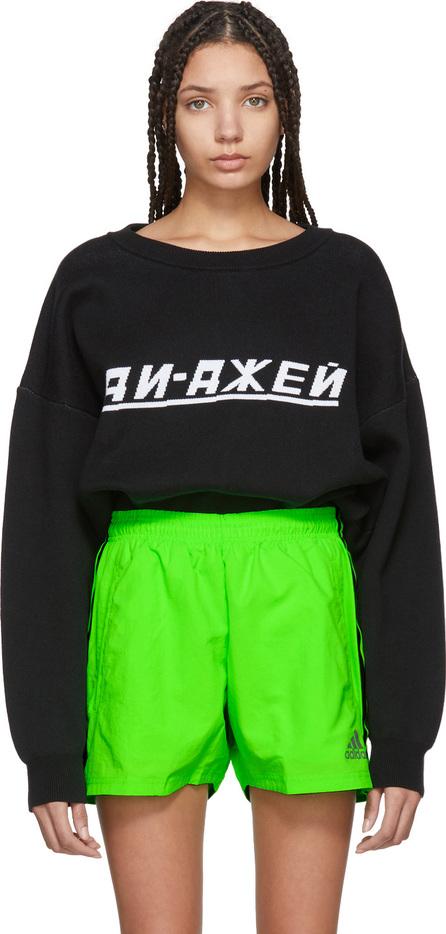 Gosha Rubchinskiy Black DJ Logo Sweater