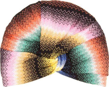 Missoni Striped turban