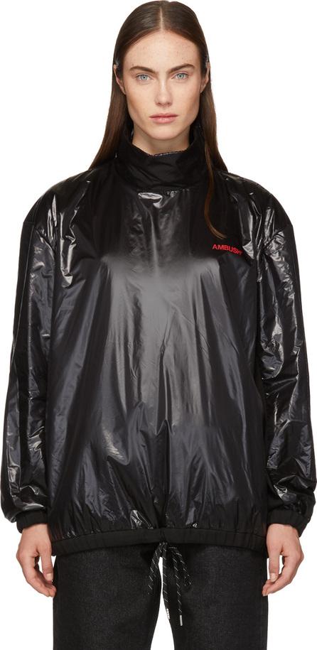 Ambush Black Pullover Nylon Jacket