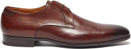 MAGNANNI 'Austin' plain flex derby shoes