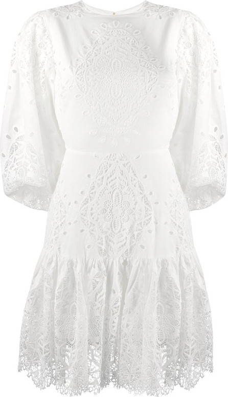 Borgo De Nor Tabitha lace mini dress