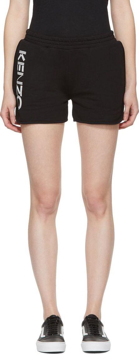 KENZO Black 'Kenzo Sport' Shorts