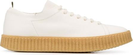 Officine Creative Contrast low-top sneakers