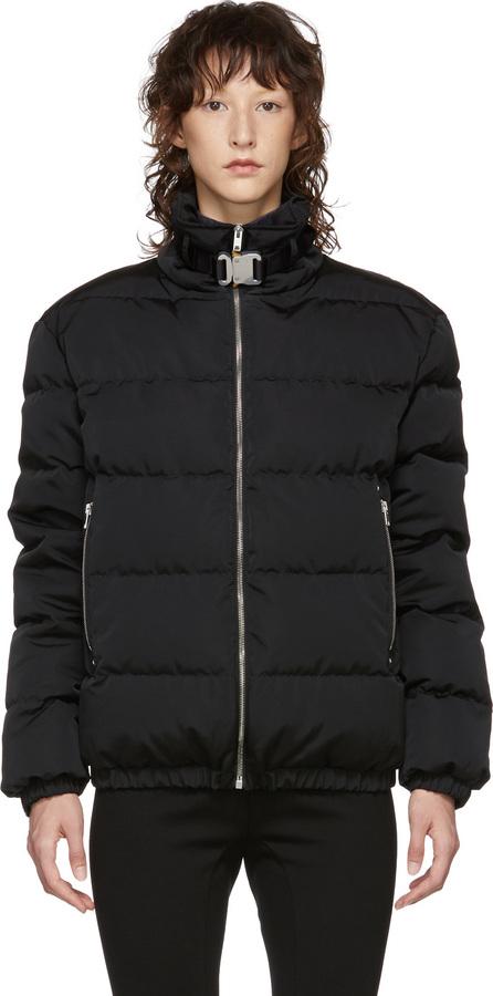 Alyx Black Down Puffer Coat