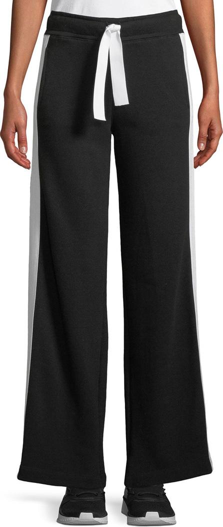 ALALA Wide-Leg Striped Activewear Track Pants