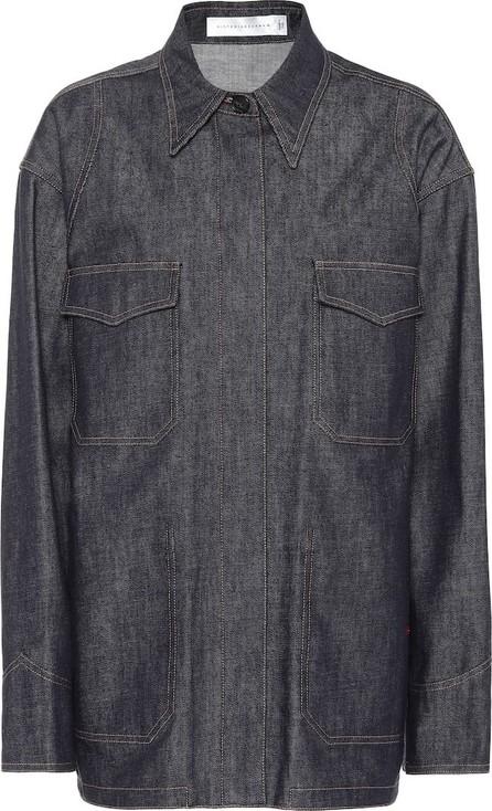 Victoria Beckham Denim shirt