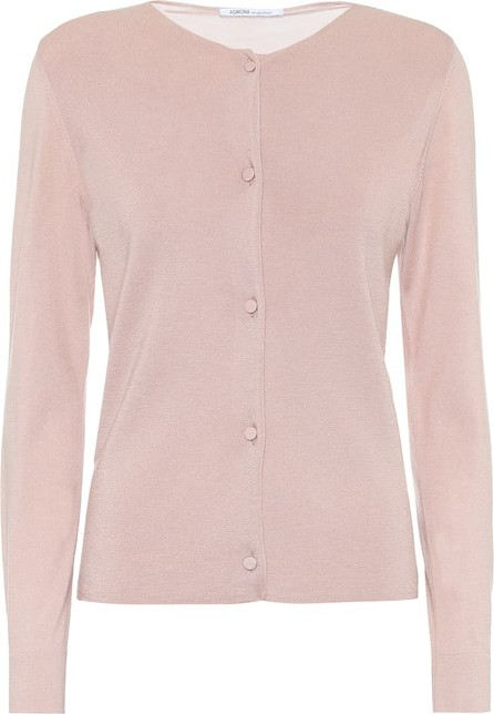 Agnona Wool, silk and cashmere cardigan