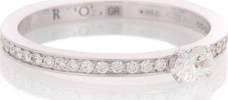 REPOSSI Harvest white gold and diamond ring