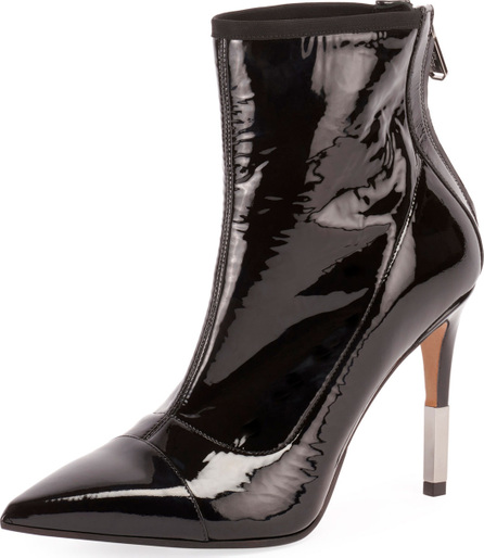 Balmain Blair Patent Leather 95mm Booties