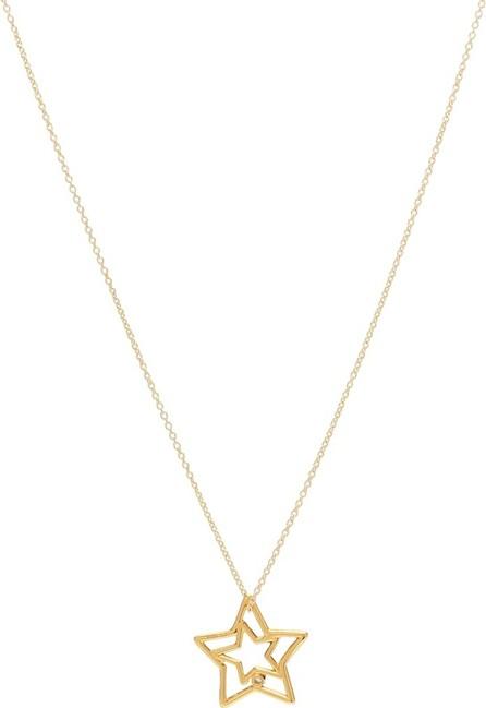 Aliita Estrella Brilliante 9kt gold necklace