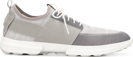 Geox Front fastened flat sneakers