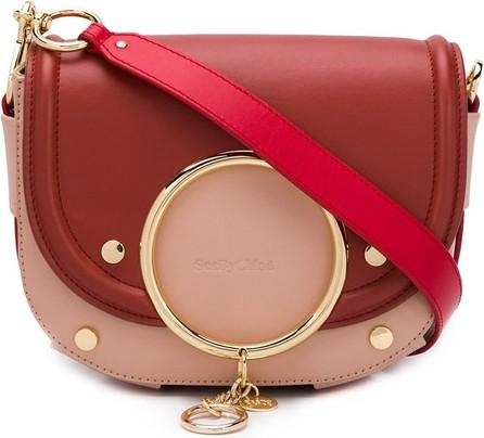 See By Chloé Mara charm-embellished crossbody bag