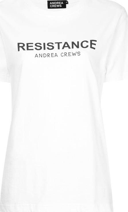 Andrea Crews Resistance T-shirt
