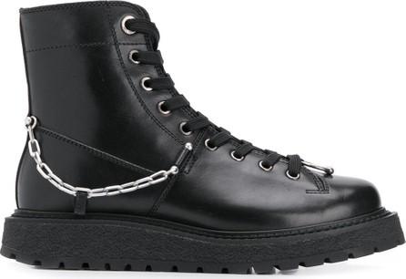 Neil Barrett Chain boots