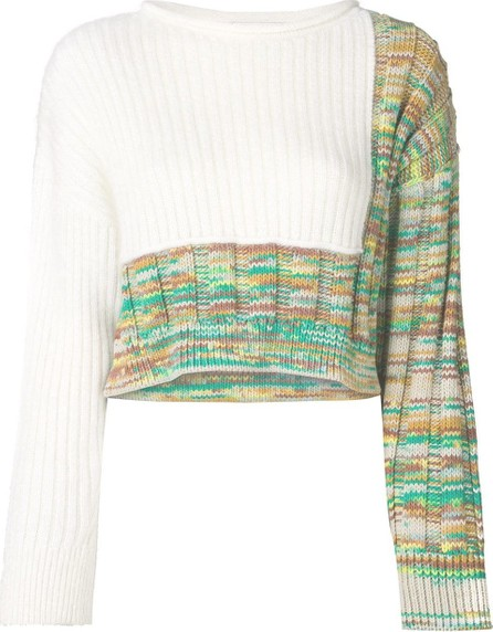 3.1 Phillip Lim Ribbed knit jumper