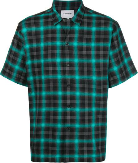 Carhartt Plaid print shirt