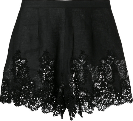 Ermanno Scervino Lace embellished shorts