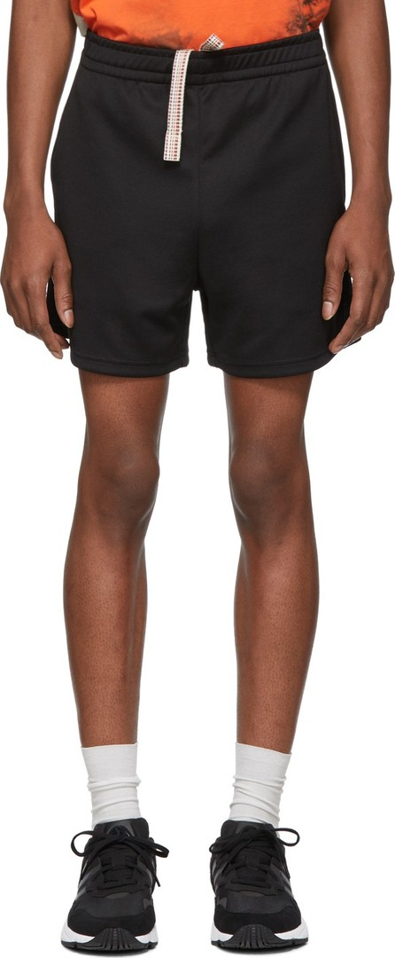 Acne Studios Black Relaxed Fit Shorts