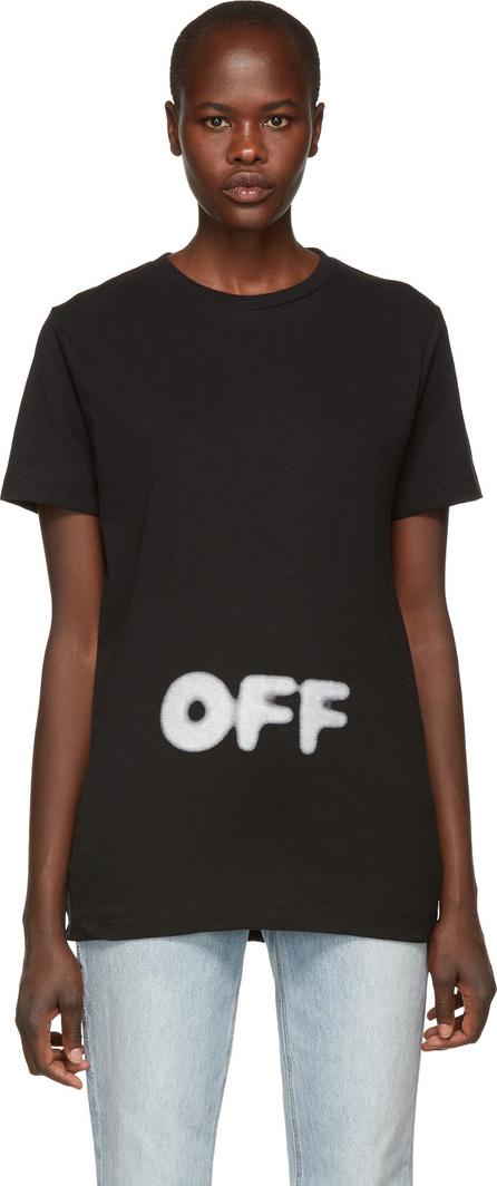 Off White Black Kidmograph T-Shirt