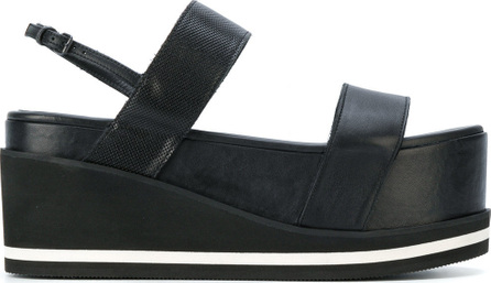 A.F.Vandevorst Flatform sandals