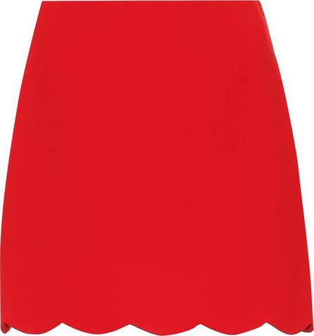 Miu Miu Scalloped miniskirt