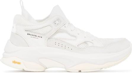 BRAND BLACK Saga mesh panel sneakers
