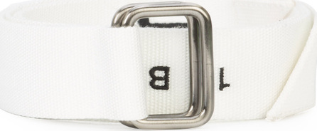 11 By Boris Bidjan Saberi Logo buckle belt