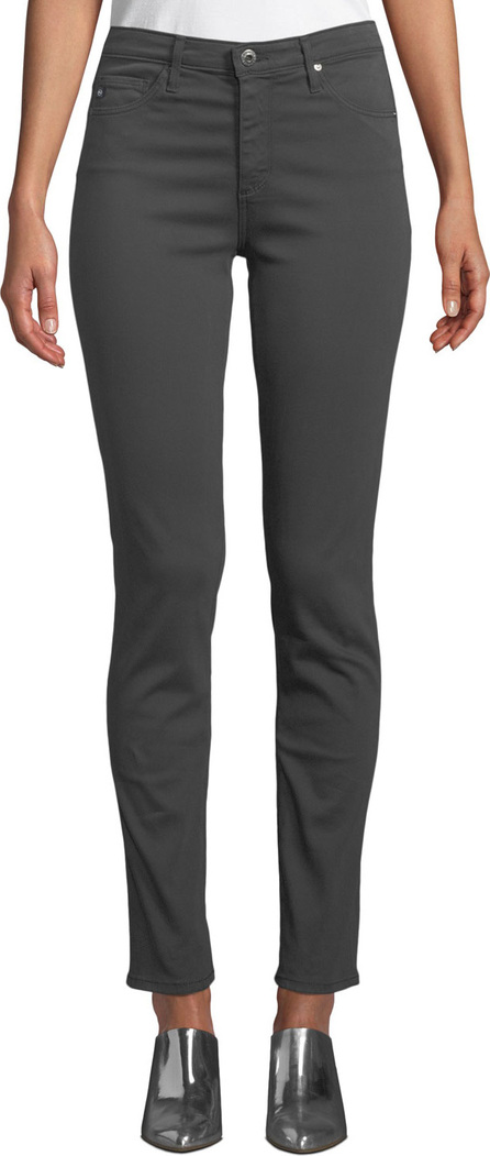 AG Jeans Prima Sateen Mid-Rise Cigarette Jeans