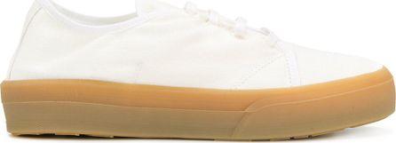Jil Sander Contrast-sole sneakers
