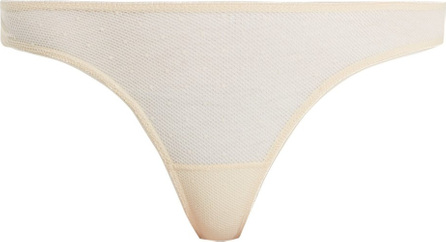 Bodas Jabouley lace hipster thong
