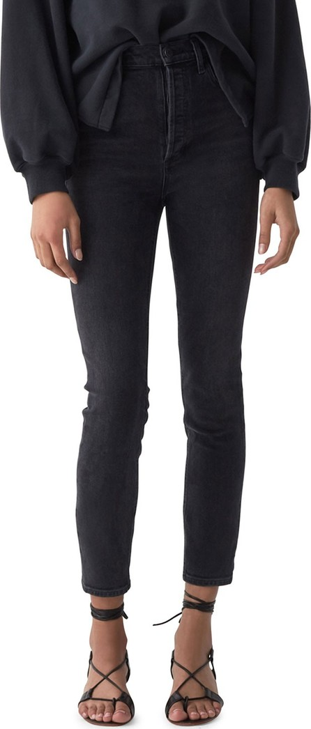 Agolde Nico High-Rise Slim Fit Jeans