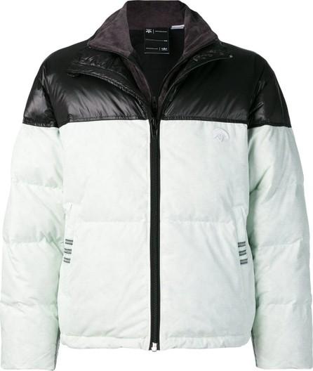 Adidas Originals by Alexander Wang Two tone padded jacket
