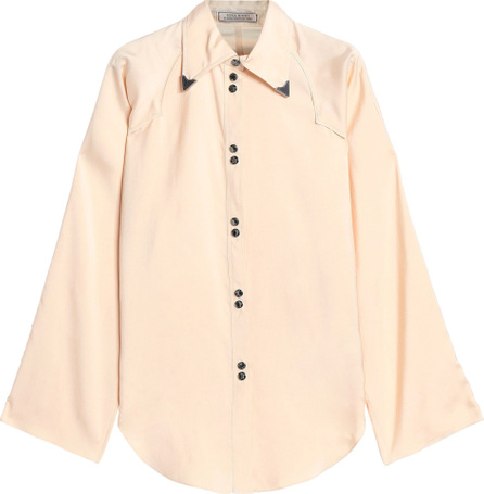Nina Ricci Satin-twill shirt