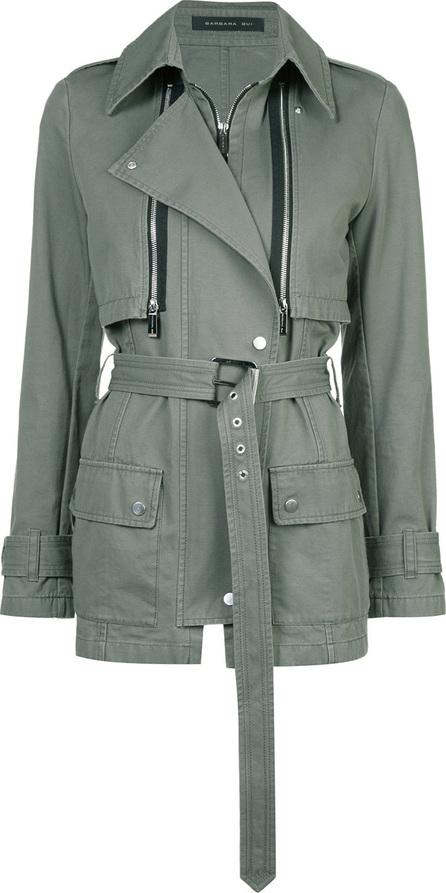 Barbara Bui Short trench jacket