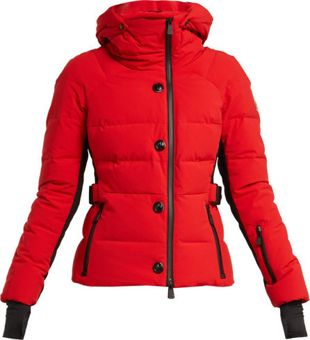 Moncler Guyane quilted down jacket