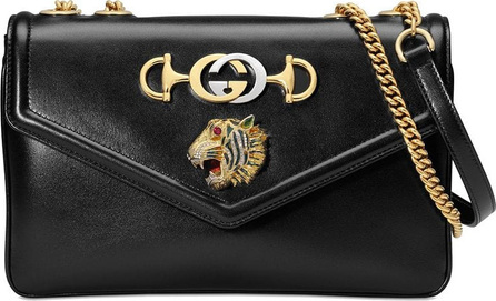 Gucci Medium shoulder bag with tiger head