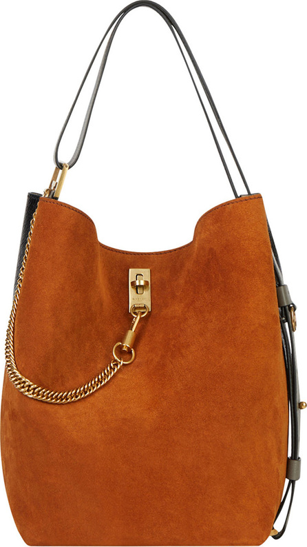 Givenchy GV Medium Colorblock Bucket Bag