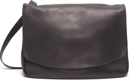 THE ROW 'Mail' leather shoulder bag