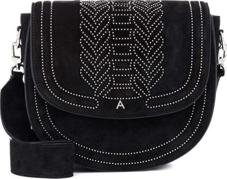 Altuzarra Ghianda Saddle suede shoulder bag