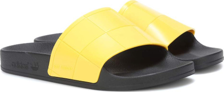 Adidas By Raf Simons Adilette Checkerboard slides