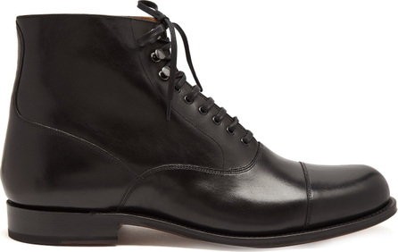Grenson Leander leather boots