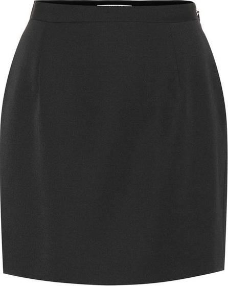 Alessandra Rich Wool miniskirt