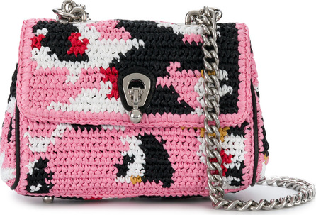Ermanno Scervino Crochet-style shoulder bag