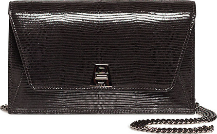 Akris Anouk Mini Envelope Lizard Crossbody Bag