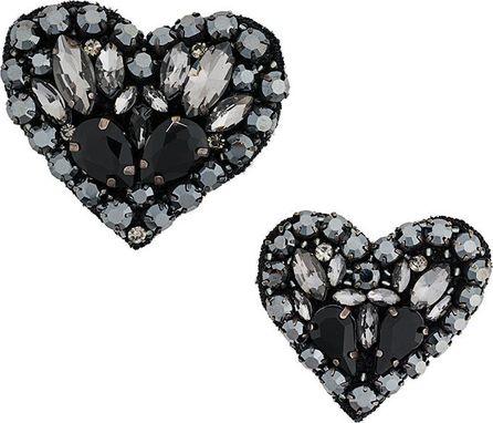 Nº21 stoned heart pins