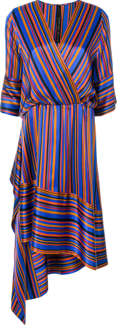 Petar Petrov Danu striped dress