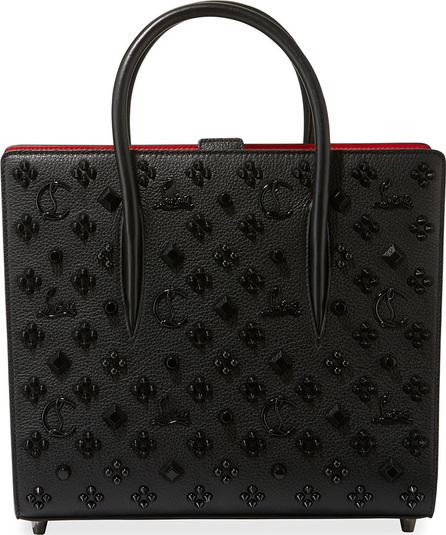 Christian Louboutin Paloma Medium Mixed-Stud Tote Bag
