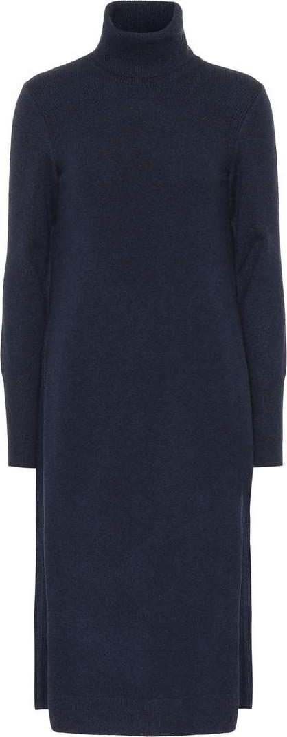 Loro Piana Cashmere turtleneck dress