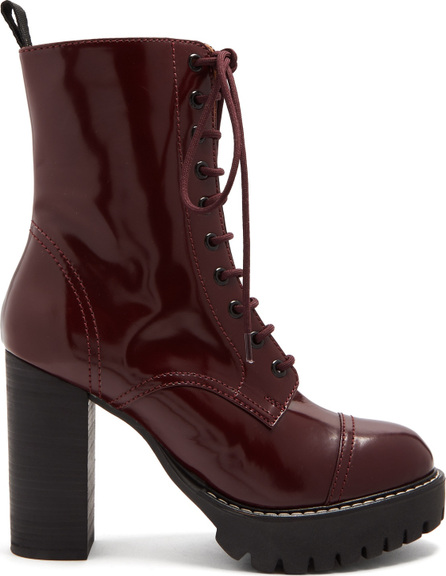Alexachung Lace-up leather boots